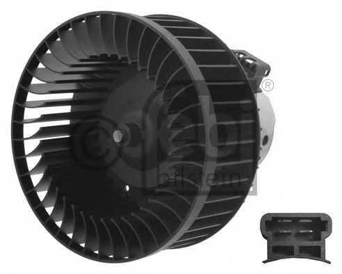 Вентилятор салона FEBI BILSTEIN 38487 - изображение