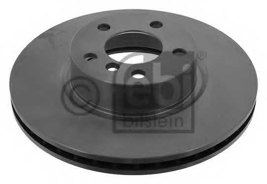 Тормозной диск FEBI BILSTEIN 38576 - изображение