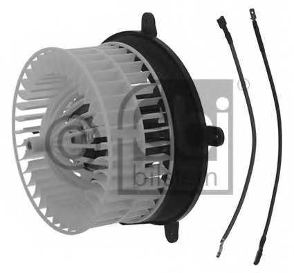 Электродвигатель вентиляции салона FEBI BILSTEIN 38751 - изображение