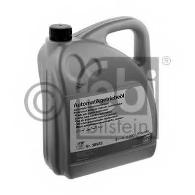 Масло автоматической коробки передач FEBI BILSTEIN 38935 - изображение