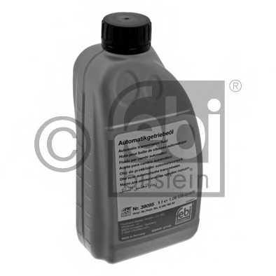 Трансмиссионное масло FEBI BILSTEIN ZF Lifeguardfluid8 / 39095 - изображение