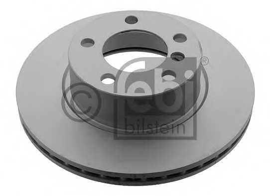 Тормозной диск FEBI BILSTEIN 39111 - изображение