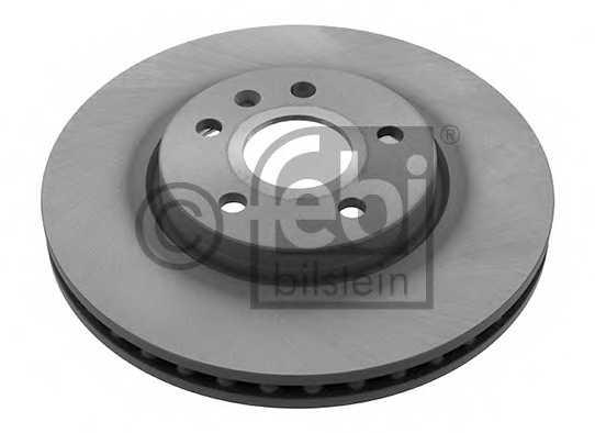 Тормозной диск FEBI BILSTEIN 39196 - изображение