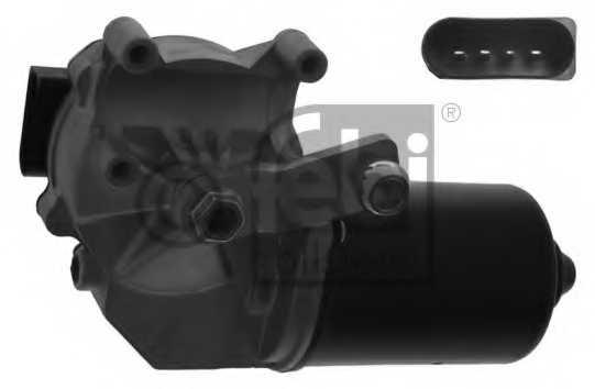 Двигатель стеклоочистителя FEBI BILSTEIN 39309 - изображение