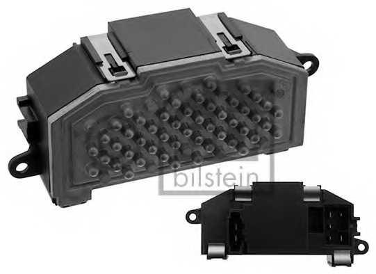 Блок управления, отопление / вентиляция FEBI BILSTEIN 39753 - изображение
