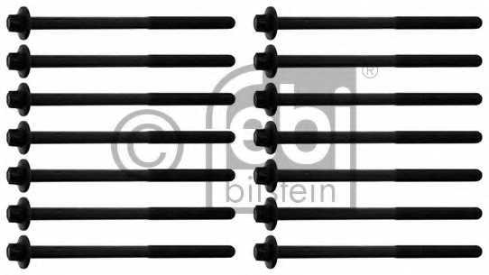 Комплект болтов головки цилидра FEBI BILSTEIN 39806 - изображение