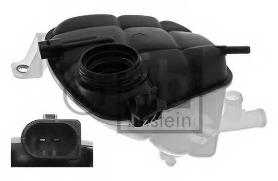 Расширительный бачек охлаждающей жидкости FEBI BILSTEIN 39927 - изображение