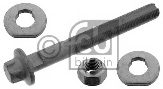 Монтажный комплект рычага независимой подвески колеса FEBI BILSTEIN 40168 - изображение
