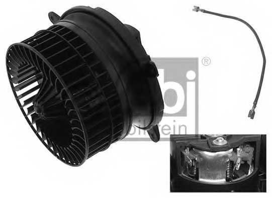 Вентилятор салона FEBI BILSTEIN 40175 - изображение