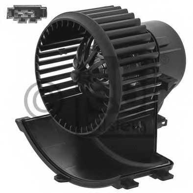 Вентилятор салона FEBI BILSTEIN 40183 - изображение