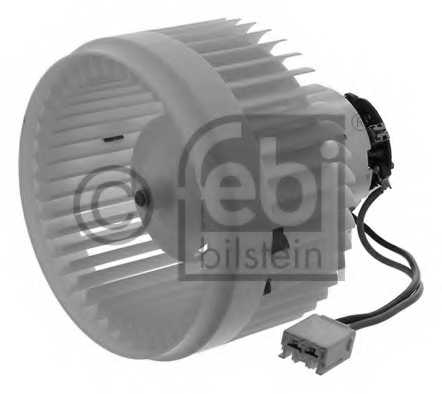 Вентилятор салона FEBI BILSTEIN 40185 - изображение