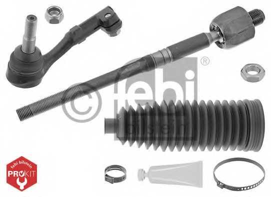 Поперечная рулевая тяга FEBI BILSTEIN 40515 - изображение