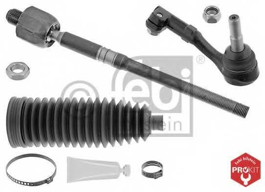 Поперечная рулевая тяга FEBI BILSTEIN 40516 - изображение