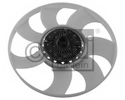 Сцепление вентилятора радиатора FEBI BILSTEIN 40653 - изображение