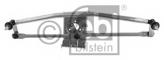 Система тяг и рычагов привода стеклоочистителя FEBI BILSTEIN 40705 - изображение
