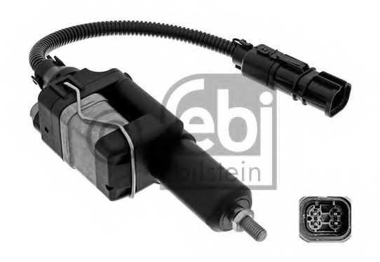 Клапан, управление рециркуляция ОГ FEBI BILSTEIN 44426 - изображение