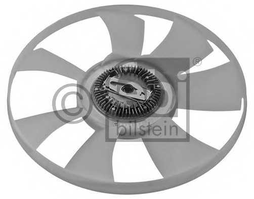 Вентилятор охлаждения двигателя FEBI BILSTEIN 44862 - изображение