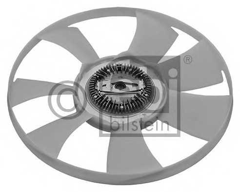 Вентилятор охлаждения двигателя FEBI BILSTEIN 44863 - изображение