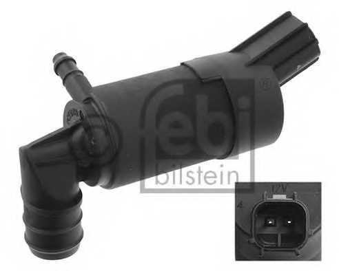 Водяной насос стеклоочистителя FEBI BILSTEIN 45038 - изображение