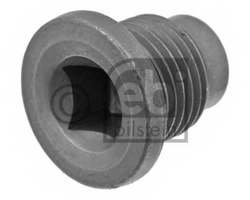 Резьбовая пробка, масляный поддон FEBI BILSTEIN 45890 - изображение