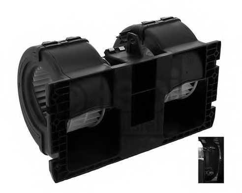 Вентилятор салона FEBI BILSTEIN 46345 - изображение