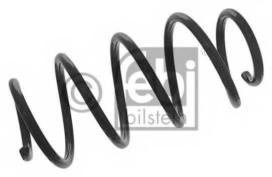 Пружина ходовой части FEBI BILSTEIN 46845 - изображение