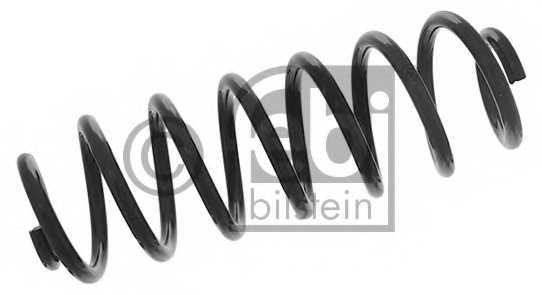 Пружина ходовой части FEBI BILSTEIN 46947 - изображение