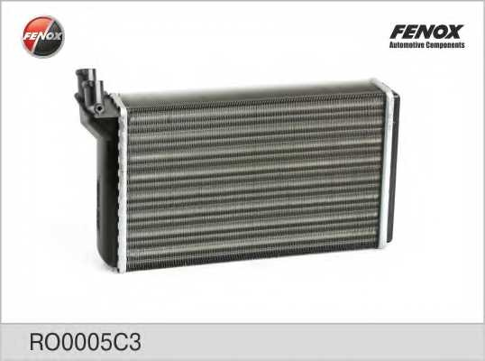 Радиатор отопления салона FENOX RO0005C3 - изображение