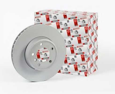 Тормозной диск FERODO DDF003 - изображение 1