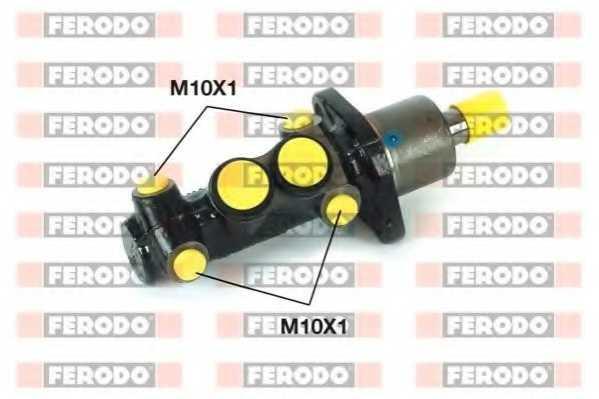 Главный тормозной цилиндр FERODO FHM1002 - изображение