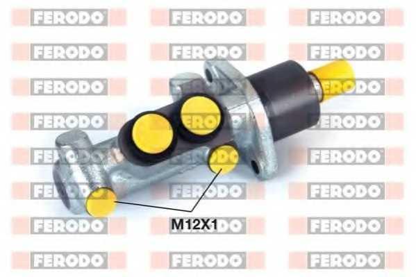 Главный тормозной цилиндр FERODO FHM1086 - изображение