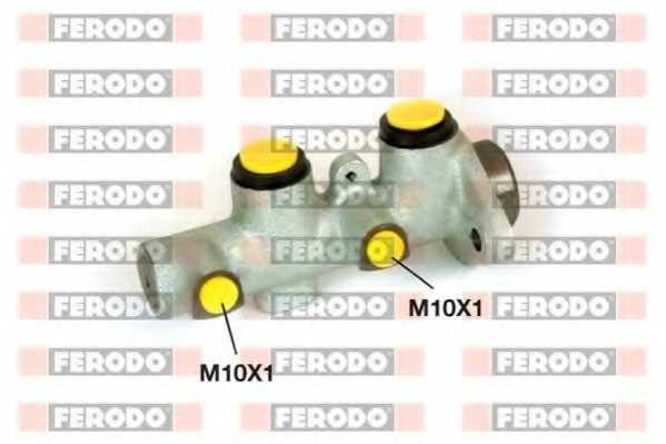 Главный тормозной цилиндр FERODO FHM1175 - изображение