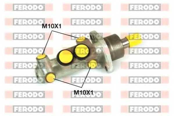 Главный тормозной цилиндр FERODO FHM1229 - изображение