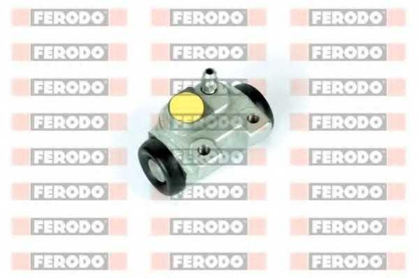 Колесный тормозной цилиндр FERODO FHW075 - изображение