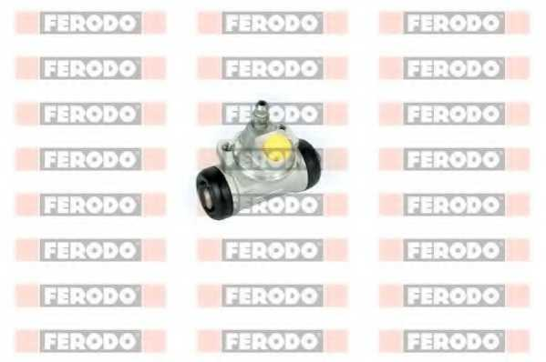 Колесный тормозной цилиндр FERODO FHW208 - изображение