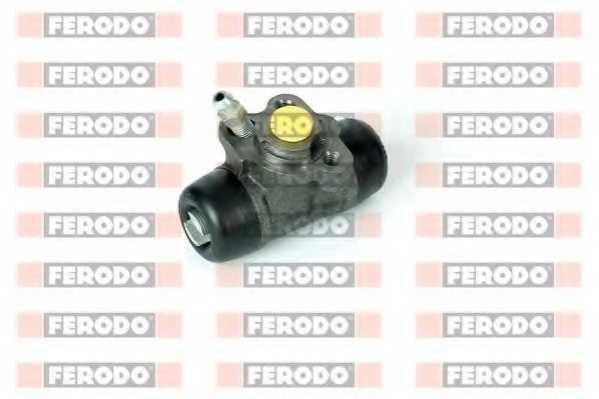 Колесный тормозной цилиндр FERODO FHW4068 - изображение