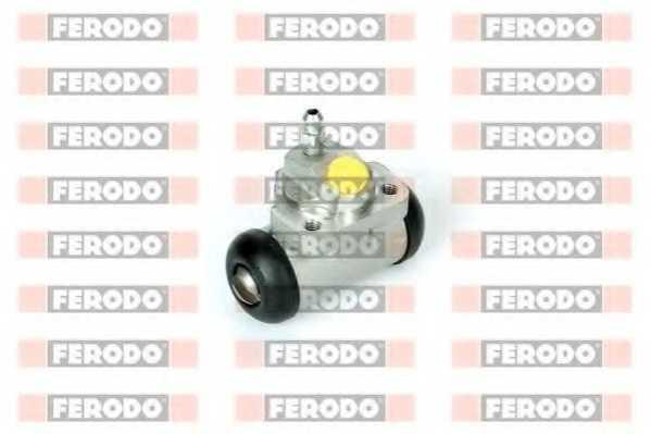 Колесный тормозной цилиндр FERODO FHW4077 - изображение
