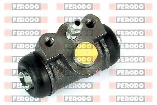 Колесный тормозной цилиндр FERODO FHW4086 - изображение