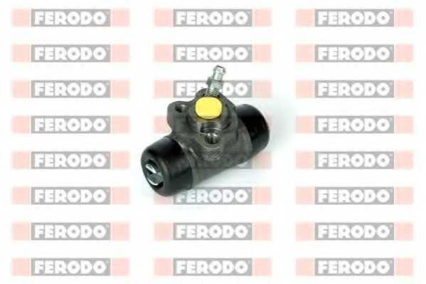 Колесный тормозной цилиндр FERODO FHW4106 - изображение