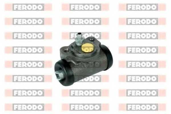 Колесный тормозной цилиндр FERODO FHW4130 - изображение