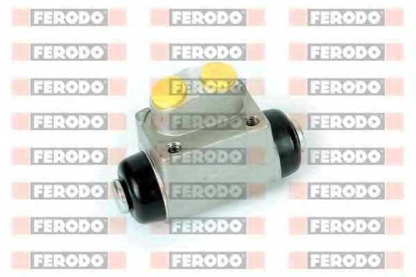 Колесный тормозной цилиндр FERODO FHW4262 - изображение