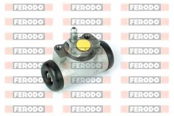 Колесный тормозной цилиндр FERODO FHW4335 - изображение