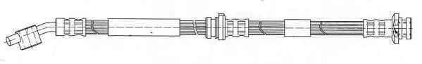 Тормозной шланг FERODO FHY2464 - изображение