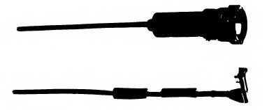 Сигнализатор износа тормозных колодок FERODO FWI211 - изображение