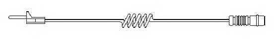 Сигнализатор износа тормозных колодок FERODO FWI246 - изображение