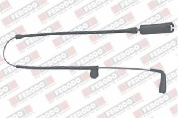 Сигнализатор износа тормозных колодок FERODO FWI252 - изображение