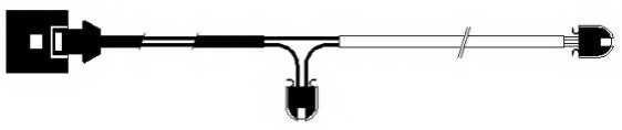 Сигнализатор износа тормозных колодок FERODO FWI274 - изображение