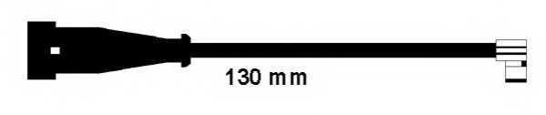 Сигнализатор износа тормозных колодок FERODO FWI303 - изображение