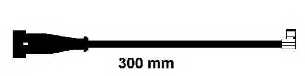 Сигнализатор износа тормозных колодок FERODO FWI305 - изображение