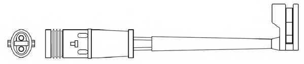 Сигнализатор износа тормозных колодок FERODO FWI311 - изображение